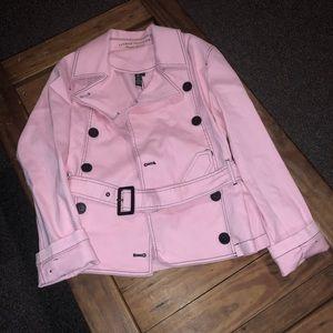 RALPH LAUREN JEANS CO NAUTICAL PINK Jacket